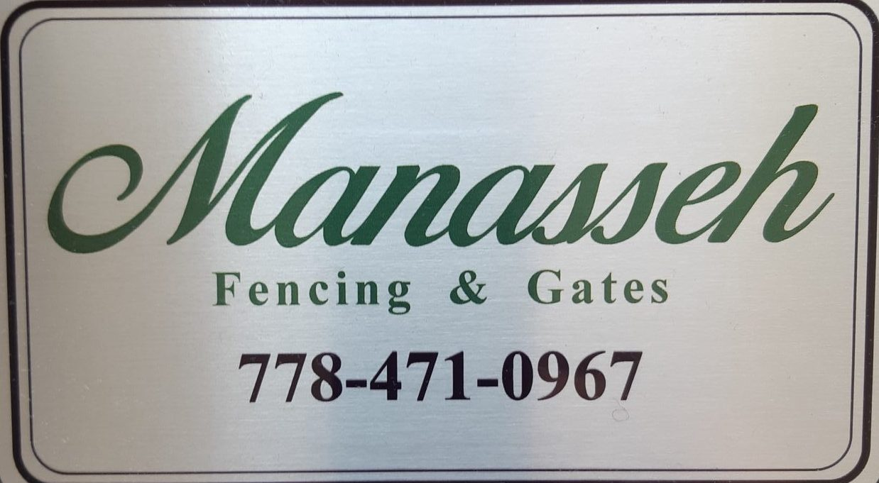 Manasseh Fencing & Gates